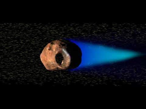 Solar Wind at Martian Moon Could Impact Future Missions