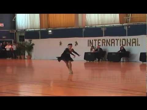 Paris Dance Dance Competion Paris 2012