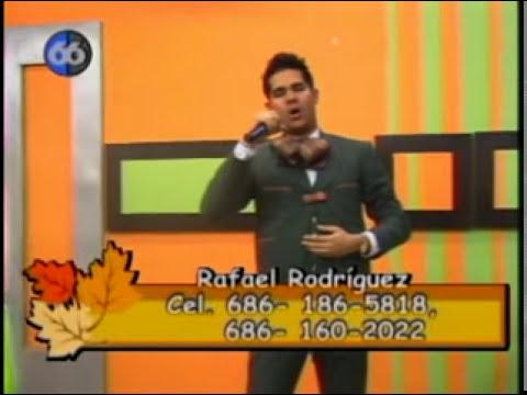 Rafael Rodriguez - Cataclismo Canal 66 de Mexico
