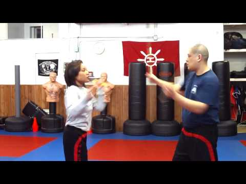 Complete Double Stick Sinawali Drills Tutorial Doce Pares NYC Image 1