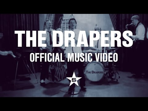 The Drapers - Yakety Yak (Official Music Video)