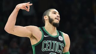 Jayson Tatum Career High 41 Points vs Pelicans! 2019-20 NBA Season