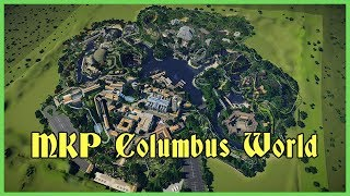 MKP Columbus World! Park Spotlight 112 #PlanetCoaster