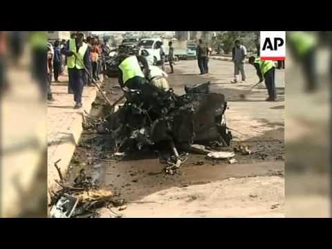 Deadly Iraq attacks kill more than 100