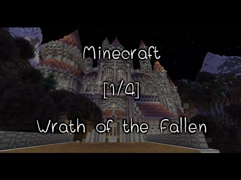Xcrosz Minecraft : Wrath of the fallen 1 4
