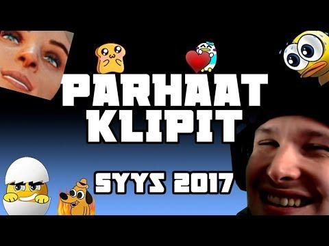PARHAAT PALAT (Syyskuu 2017)