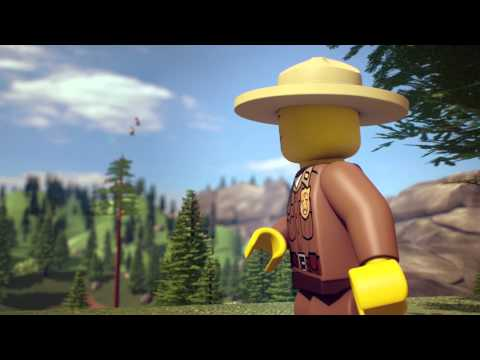 LEGO City mini movie - Money Tree, 2012 HD Music Videos