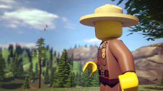LEGO City mini movie - Money Tree, 2012 HD