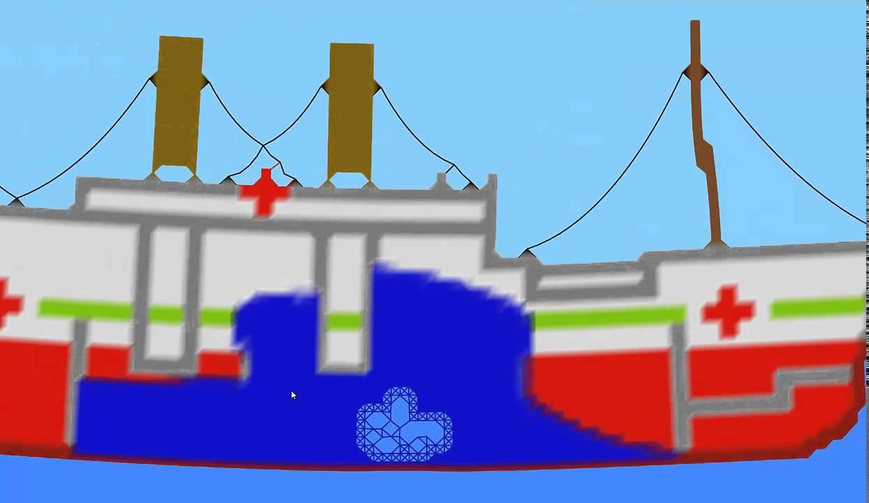 Britannic Sinking Simulator Sinking Simulator Another