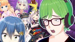 I BECOME A VIRTUAL YOUTUBER! with Natsume Moe (English Virtual YouTuber)