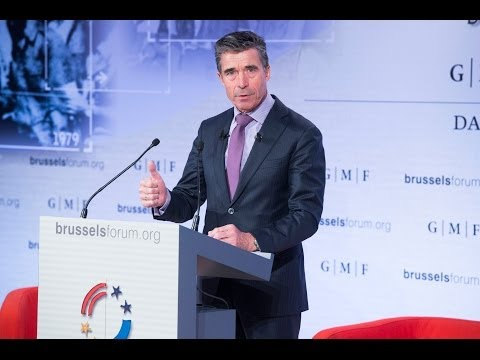 A strong NATO in a changed world - NATO Secretary General Speech at Brussels Forum