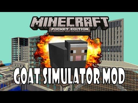 Goat Simulator Mod Showcase