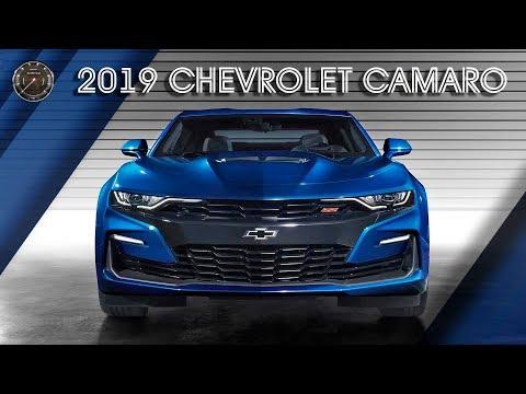 Новый 2019 Chevrolet Camaro | ОБЗОР Шевроле КАМАРО 2019 (Рестайлинг)