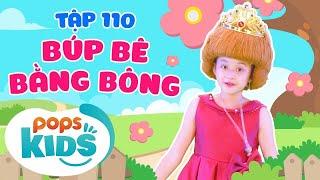 Mầm Chồi Lá Tập 110 - Búp Bê Bằng Bông | Nhạc thiếu nhi hay cho bé | Vietnamese Kids Song