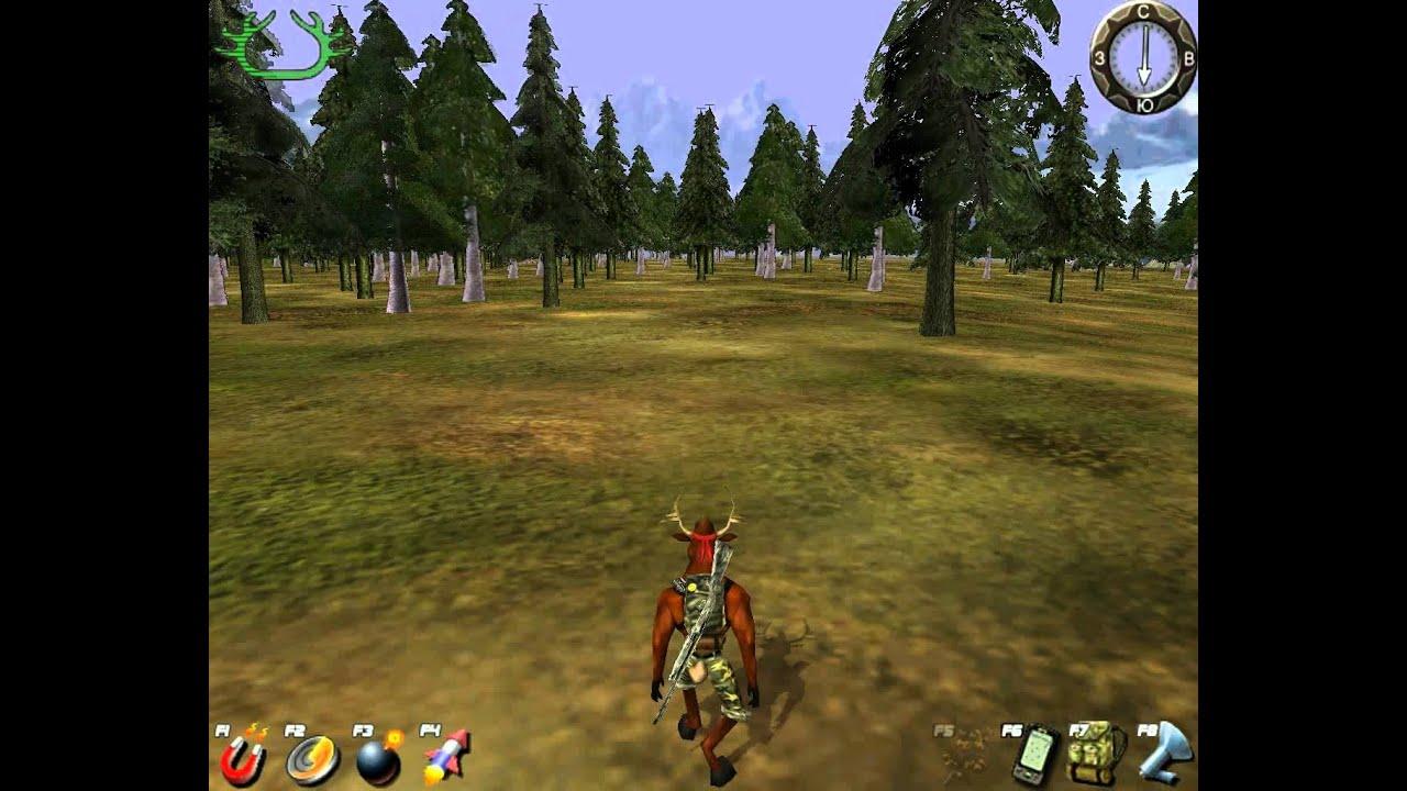 Олень мститель 4 прохождение часть 1 убийство мусса (deer.