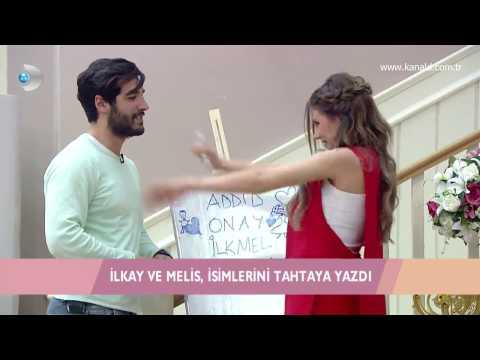 Kısmetse Olur - İlkay, Melis'e aşkını ilan etti!