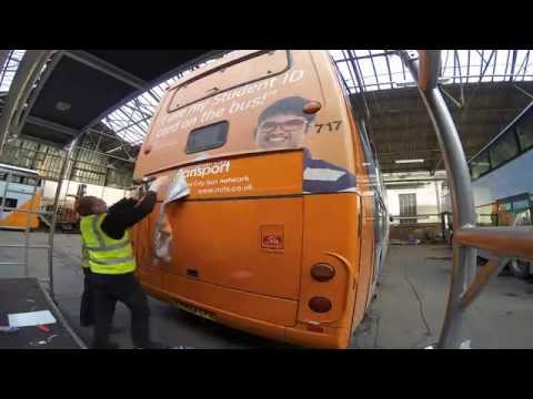 Nottingham City Transport: I'm in the Driving Seat