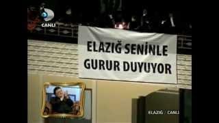 Elazığ'dan ışıklarla canlı reyting - Beyaz Show