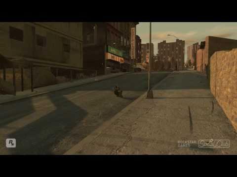 GTA 4 Carmageddon!