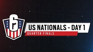 Rainbow Six US Nationals Finals ? Las Vegas, NV | Day 1