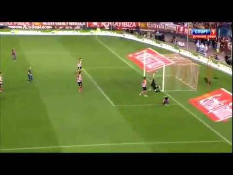 Barcelona vs Athletic Bilbao 3-0 All Goals & Highlights - Copa Del Rey Final 25.05.2012.