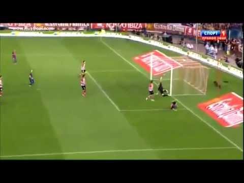 Barcelona vs Athletic Bilbao 3-0 All Goals & Highlights - Copa Del Rey Final 25.05.2012.