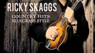 Watch Ricky Skaggs Dont Get Above Your Raising video