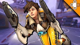 Tracers BIGGEST Fail EVER! Overwatch Funny & Epic Moments 575