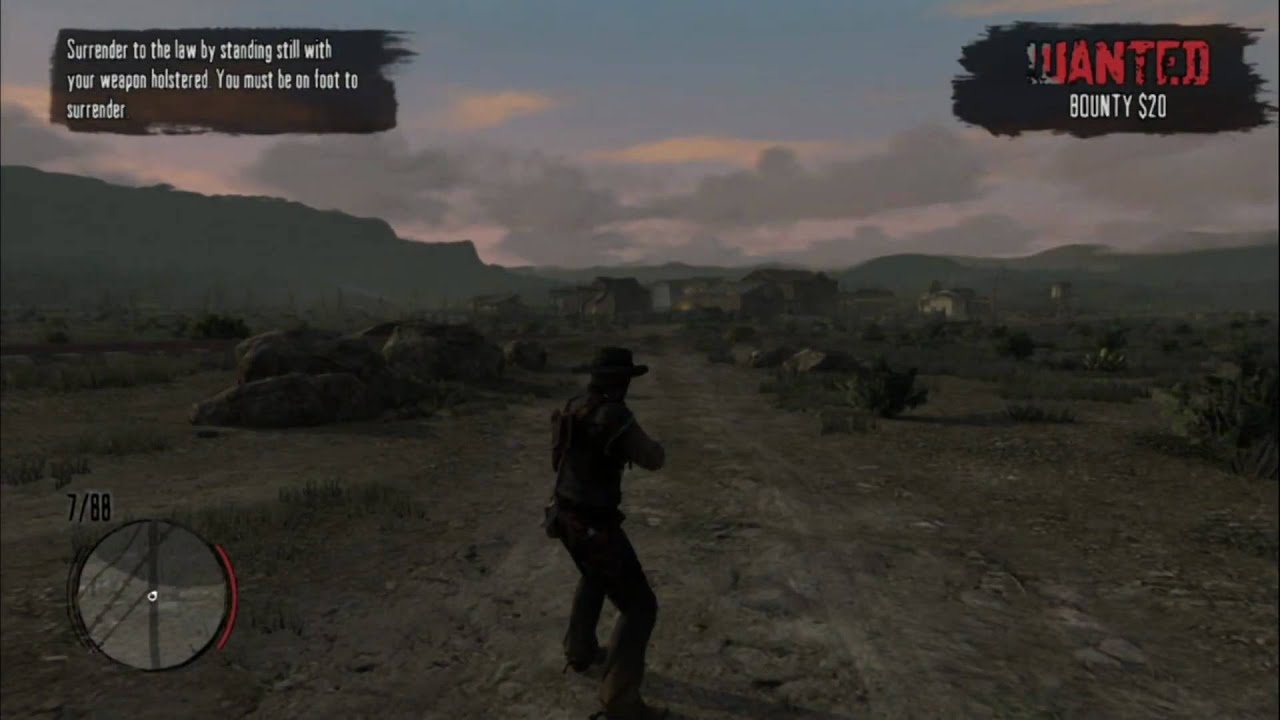 how to take a dead bounty on red dead redemption