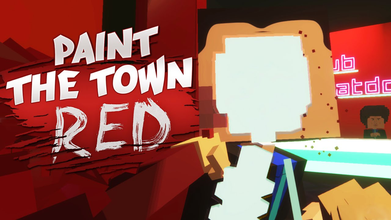 ELECTRIC PUNCH! - Paint The Town Red (Level Mods)
