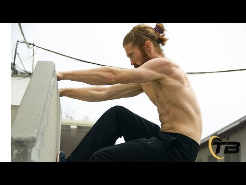 How To Build A Body Like Parkour Champ Tim Shieff