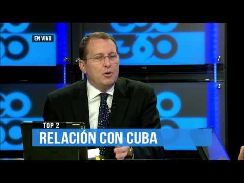 Stephen Donehoo habla sobre política estadounidense contra Cuba