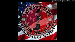 21 Gun Salute -  Stars and Stripes