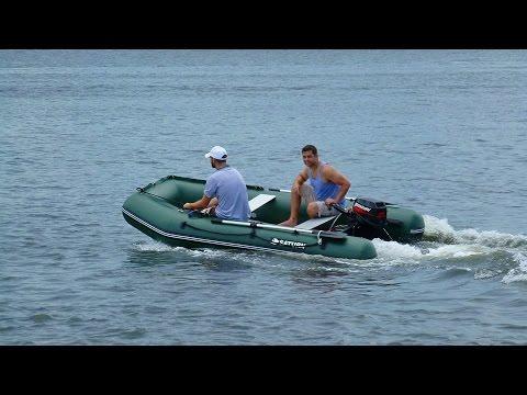 пластиковые лодки ока 360