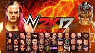 WWE 2K17 Roster - Top 10 Superstar Returns