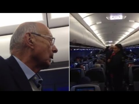 Why Former U.S. Senator Al D'Amato Was Kicked Off A JetBlue Flight