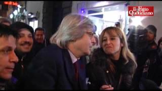 """Sgarbi: """"Pd partito vero, avrei valutato offerta di una candidatura"""" (9/01/13)"""