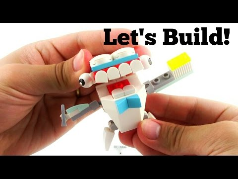 LEGO Mixels Series 8 Medix - Let's Build!