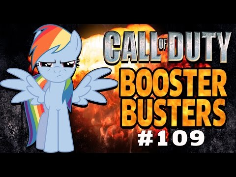 Booster Busters 109 - Racist my Little Pony Caught Cheating (black Ops 2 Booster Trolling) video