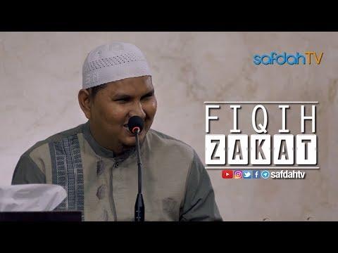 Kajian ilmiah: Fiqih Zakat - Ustadz Dr. Erwandi Tarmizi, MA