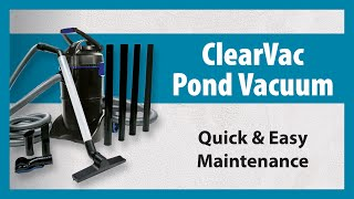 Diy air lift koi pond vacuum part 1 3 for Airlift koi pond