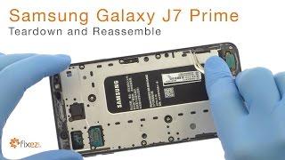 Samsung Galaxy J7 Prime Teardown and Reassemble - Fixez.com