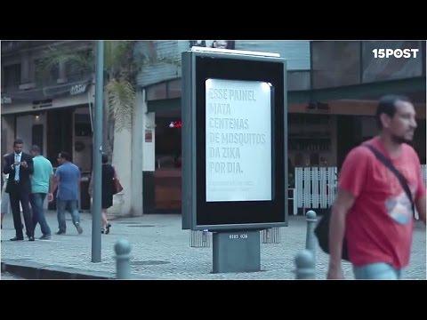 En Brasil combaten el virus de Zika con publicidad - 15 POST