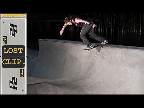 Van Wastell Lost & Found Skateboarding Clip #66