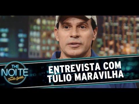 The Noite (24/09/14) - Entrevista com Túlio Maravilha