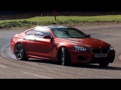 BMW M6 review by www.autocar.co.uk