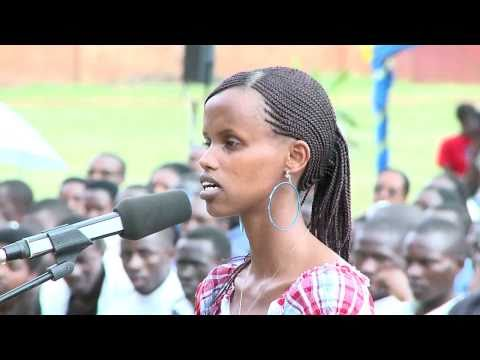 President Kagame answers questions from KIST and KHI students - Kigali, 15 April 2011 Part 3/5