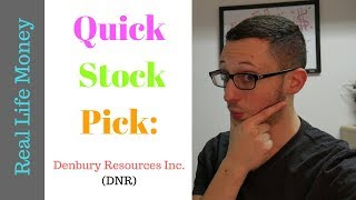 QUICK STOCK PICK!!! - Denbury Resources Inc.