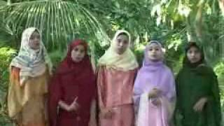 Islamic song islami gan  Children's song Khub shokale uthlo na je