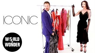 Iconic with Brad Goreski and Violet Chachki - WOW Presents Plus Exclusive!